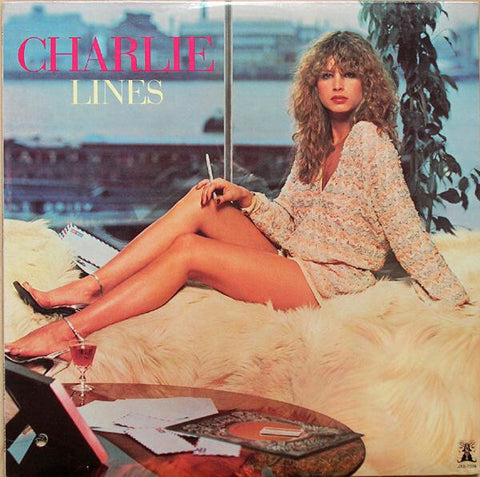 Charlie ‎– Lines (1978) Cheap Vinyl Record