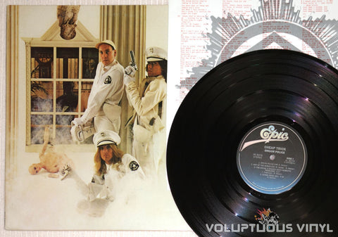Cheap Trick ‎– Dream Police - Vinyl Record