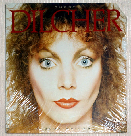 Cheryl Dilcher ‎Blue Sailor Vinyl Record Front Cover