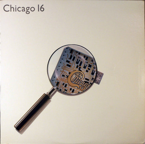 Chicago ‎– Chicago 16 (1982) Cheap Vinyl Record