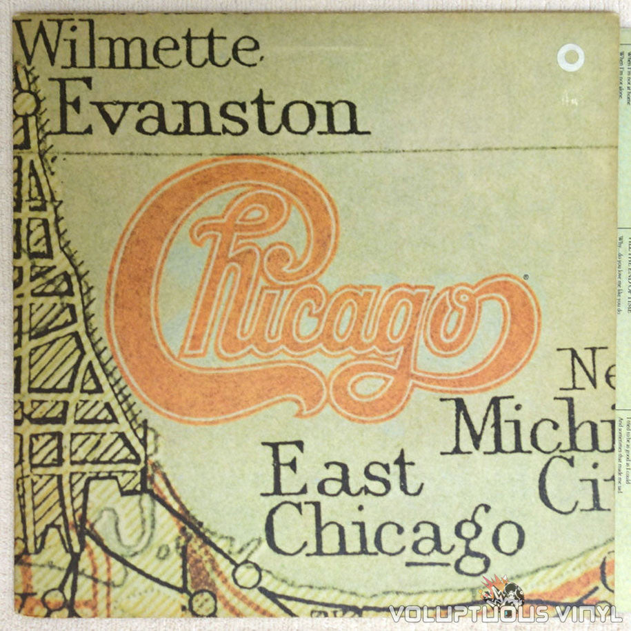 Chicago ‎– Chicago XI - Vinyl Record