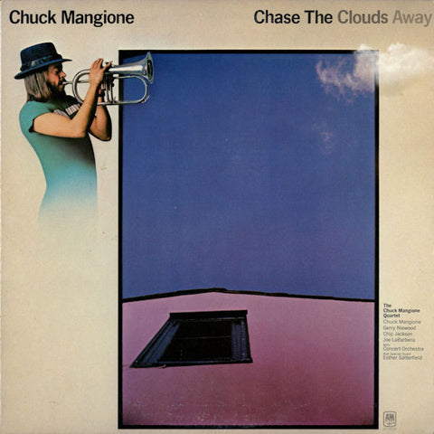 Chuck Mangione ‎– Chase The Clouds Away (1975) Cheap Vinyl Record