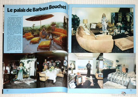 Cine Revue Tele Programmes - Issue 13 March 27, 1975 - Barbara Bouchet