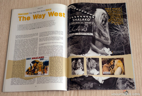 Cinema Retro Issue #2 - May 2005 - Brigitte Bardot