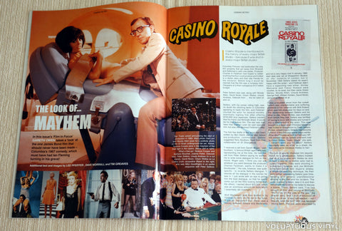 Cinema Retro Issue #6 - September 2006 - Casino Royale