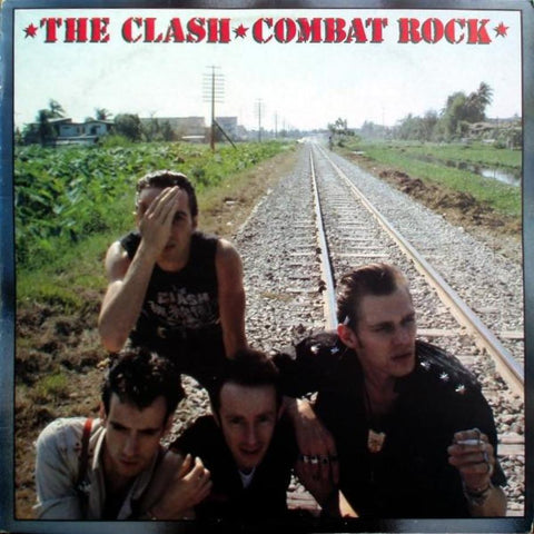 The Clash ‎– Combat Rock - Vinyl Record