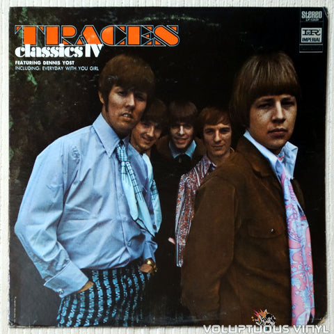 Classics IV Featuring Dennis Yost ‎– Traces (1969)