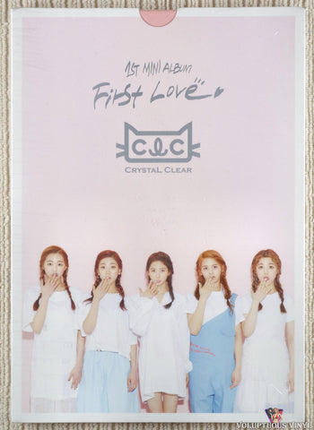CLC ‎– First Love (2015) Korean Press, SEALED