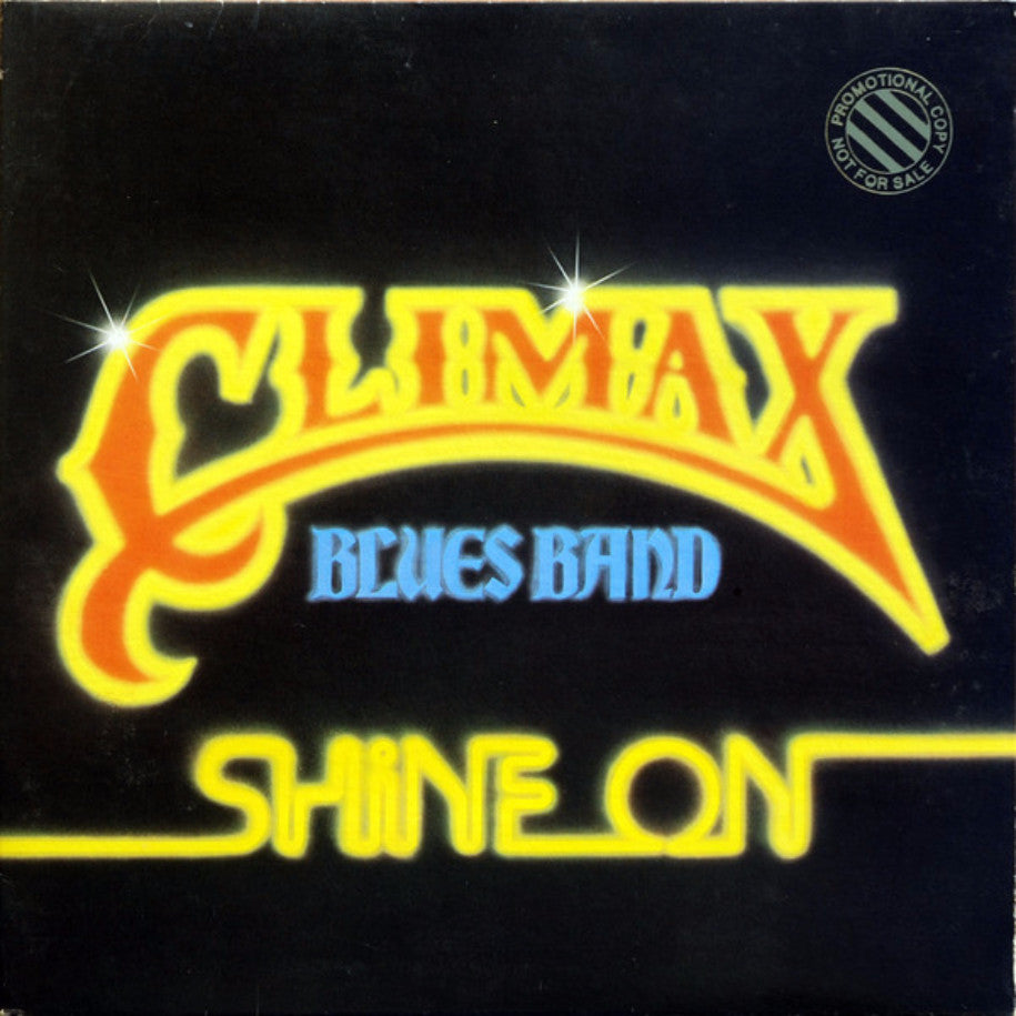 Climax Blues Band ‎– Shine On - Vinyl Record - Front Cover