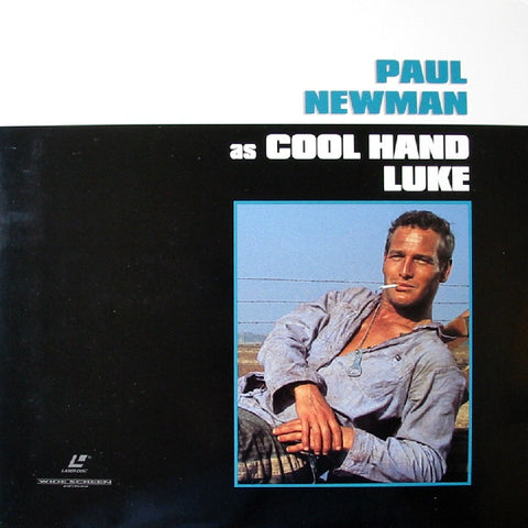 Cool Hand Luke (1967) Paul Newman LaserDisc