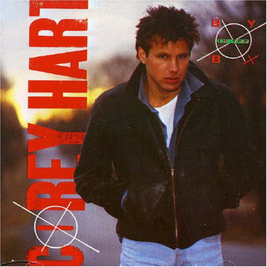 Corey Hart ‎– Boy In The Box - Vinyl Record - Front Cover