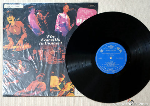 The Cowsills ‎– The Cowsills In Concert - Vinyl Record
