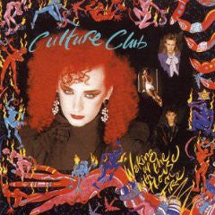 Culture Club ‎– Waking Up With The House On Fire (1984) Vinyl Record