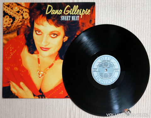 Dana Gillespie ‎– Sweet Meat - Vinyl Record