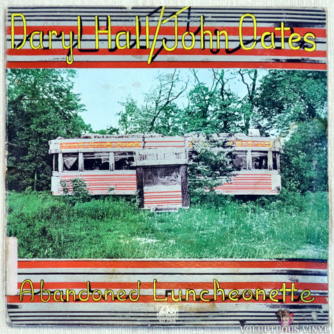 Daryl Hall & John Oates ‎– Abandoned Luncheonette (1973 & 1977)