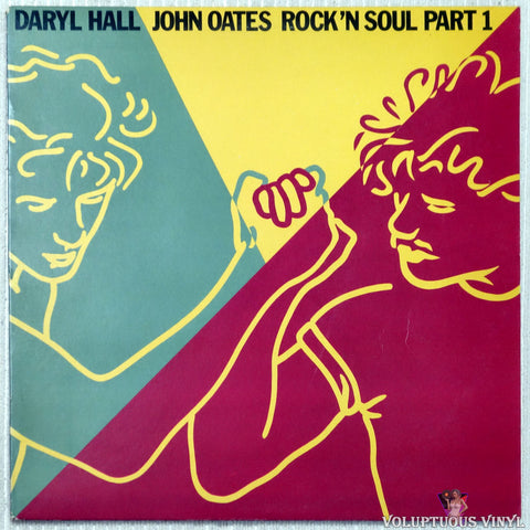 Daryl Hall & John Oates ‎– Rock 'N Soul Part 1 (1983)
