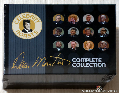 Dean Martin Celebrity Roasts Complete Collection (2014) 25 x DVD Box Set SEALED