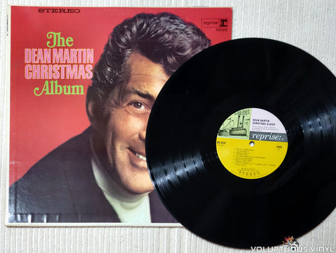 Dean Martin ‎– The Dean Martin Christmas Album - Vinyl Record