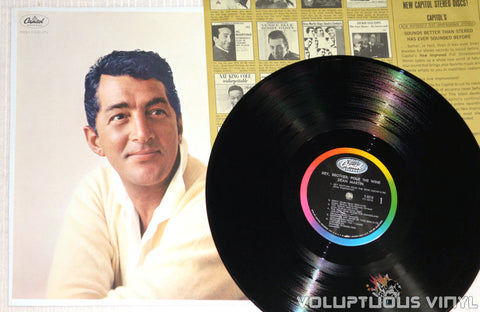 Dean Martin ‎– Hey, Brother, Pour The Wine - Vinyl Record