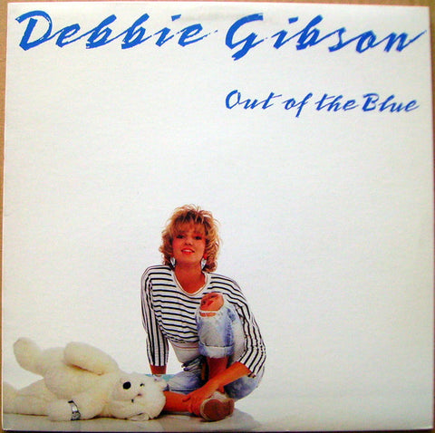Debbie Gibson ‎– Out Of The Blue (1987) Cheap Vinyl Record