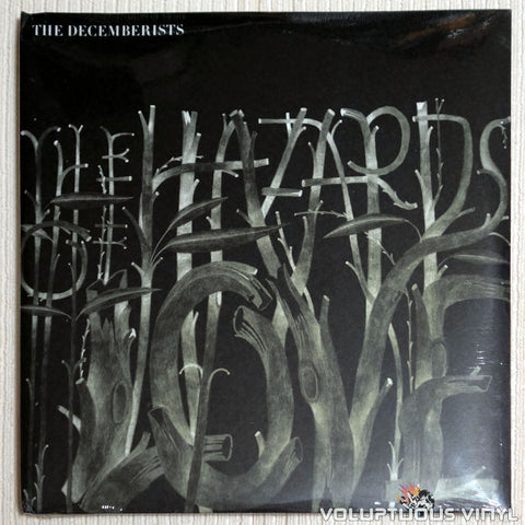 The Decemberists ‎– The Hazards Of Love - Vinyl Record - Front Cover