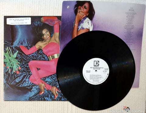 Dee Dee Bridgewater ‎– Bad For Me - Vinyl Record