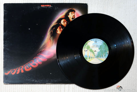 Deep Purple ‎– Fireball - Vinyl Record