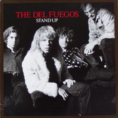 The Del Fuegos ‎– Stand Up - Vinyl Record