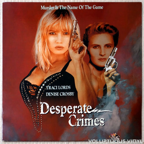 Desperate Crimes (1993)