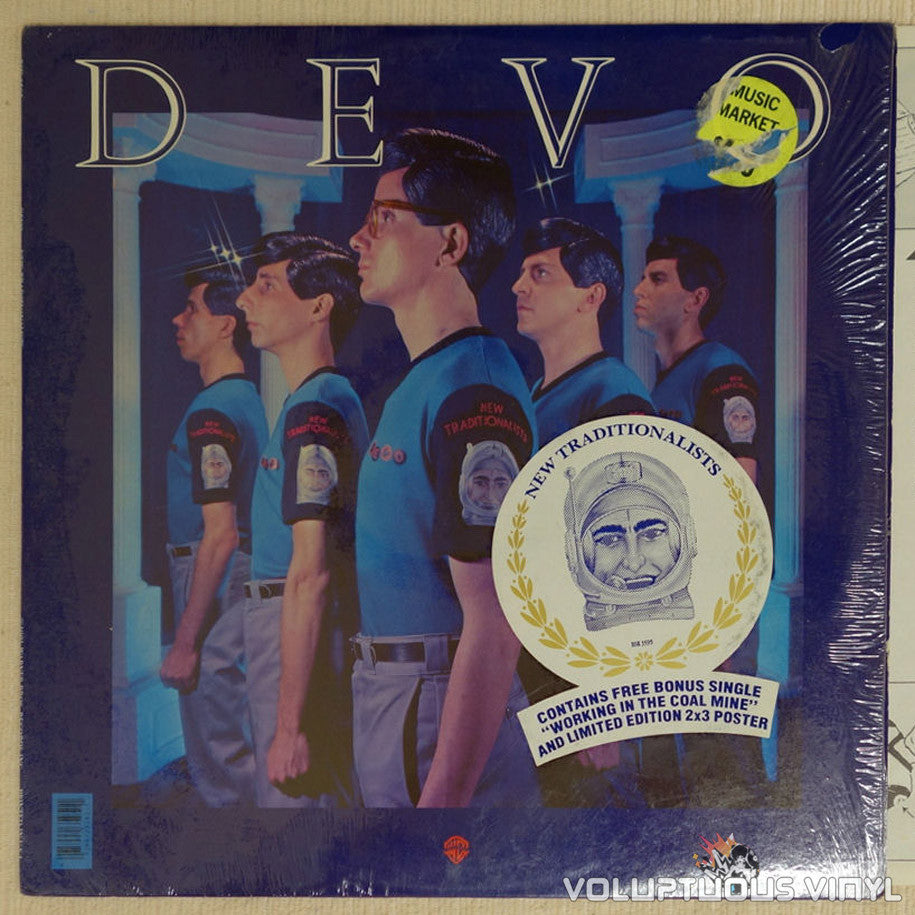 Devo ‎– New Traditionalists - Vinyl Record