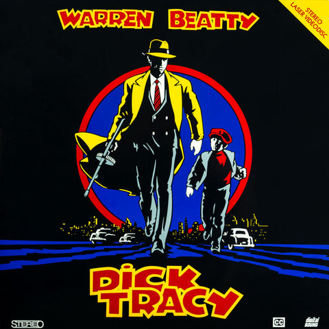 Dick Tracy (1990) Madonna LaserDisc