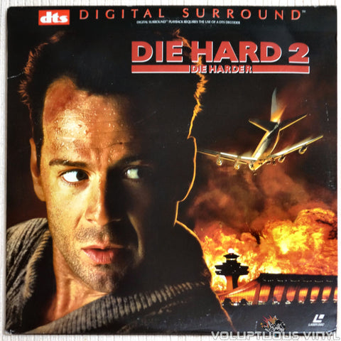 Die Hard 2: Die Harder (1990) DTS Version