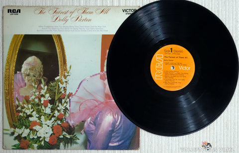 Dolly Parton ‎– The Fairest Of Them All - Vinyl Record