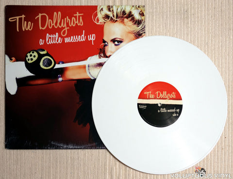 The Dollyrots ‎– A Little Messed Up - Vinyl Record