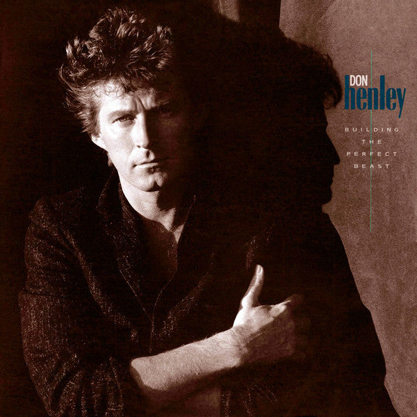 Don Henley ‎– Building The Perfect Beast - Vinyl Record - Front Cover
