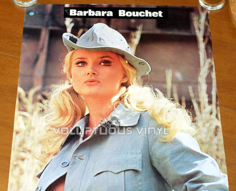 The Rogue (1971) - Italian Fotobusta - Barbara Bouchet Nipple - Top Half