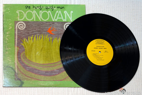 Donovan ‎– The Hurdy Gurdy Man vinyl record