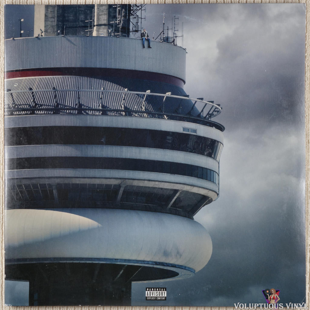 Drake ‎– Views vinyl record front cover