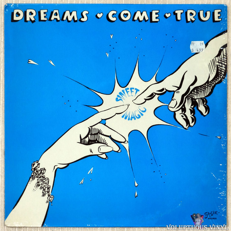 Dreams Come True ‎– Sweet Magic vinyl record front cover