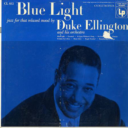 Duke Ellington And His Orchestra ‎– Blue Light (1955) Cheap Vinyl Record