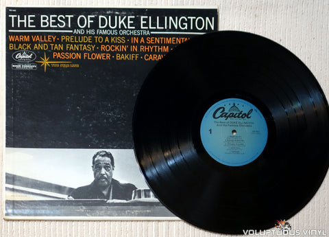 Duke Ellington And His Famous Orchestra ‎– The Best Of Duke Ellington And His Famous Orchestra vinyl record