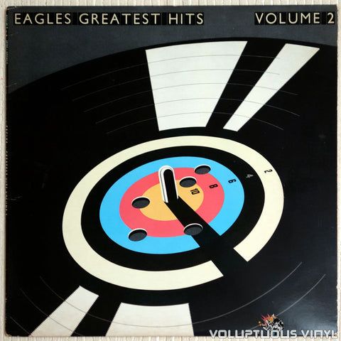 Eagles ‎– Eagles Greatest Hits Volume 2 (1982)