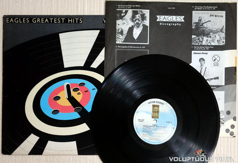 Eagles ‎– Eagles Greatest Hits Volume 2 - Vinyl Record