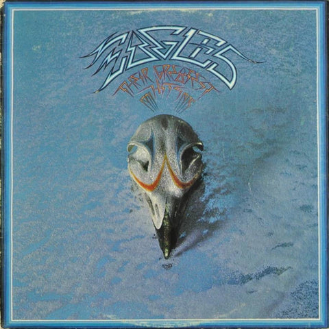 Eagles ‎– Their Greatest Hits 1971-1975 (1976)