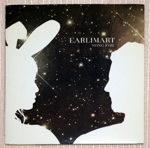 Earlimart ‎Song For Limited Edition White Vinyl Record Single Front Cover