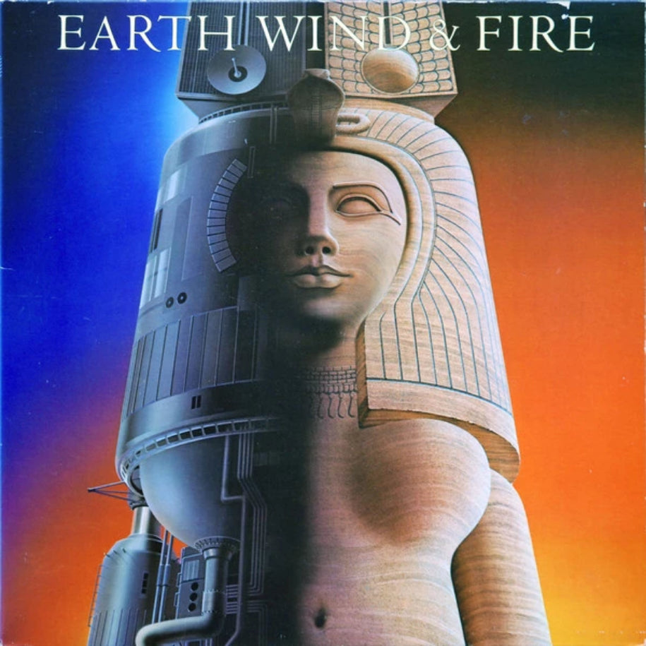 Earth, Wind & Fire ‎– Raise! vinyl record front cover