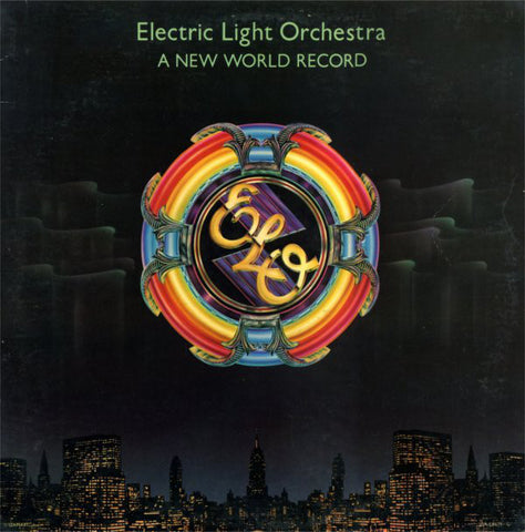 Electric Light Orchestra ‎– A New World Record (1976) Cheap Vinyl Record