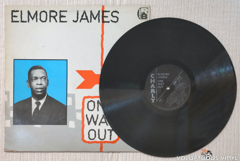 Elmore James ‎– One Way Out vinyl record