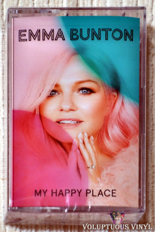 Emma Bunton ‎– My Happy Place (2019) Pink Cassette, UK Press, SEALED