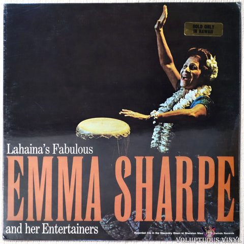 Emma Sharpe ‎– Lahaina's Fabulous Emma Sharpe (?) SEALED